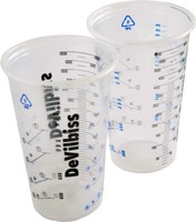 DEVILBISS Mixing cups 600ml  (MC-1-K1000)